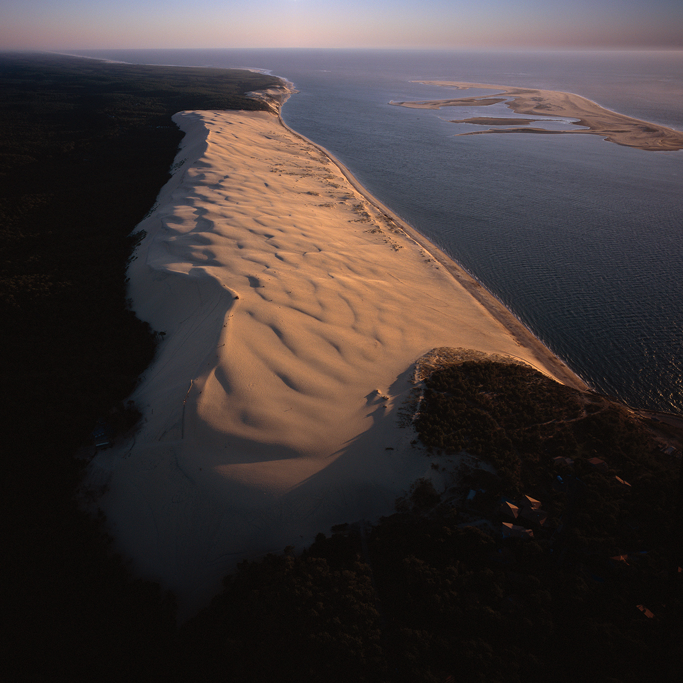 photo du bassin d'arcachon de stephane scotto
