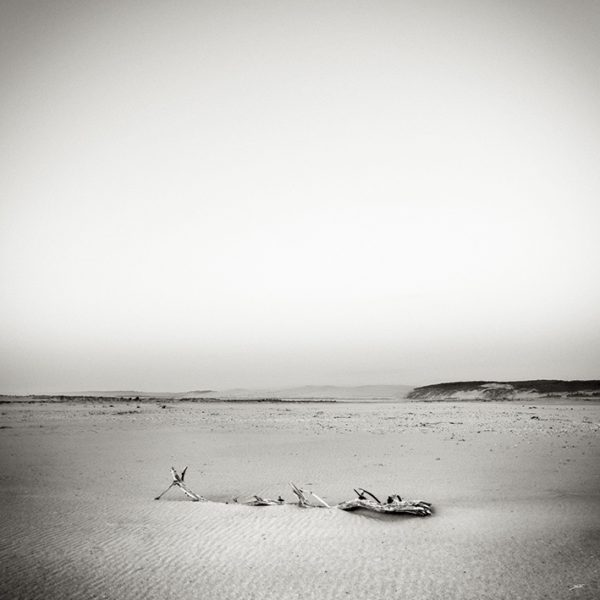 Photographie noir et banc du banc d'Arguin et de la dune du Pilat par le photographe du Bassin d'Arcachon Stéphane Scotto