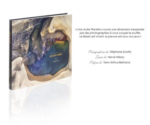 livre Bassin d'Arcachon Stéphane Scotto