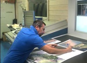 le photographe du Bassin d'Arcachon Stéphane Scotto signe le BAT de son nouveau livre