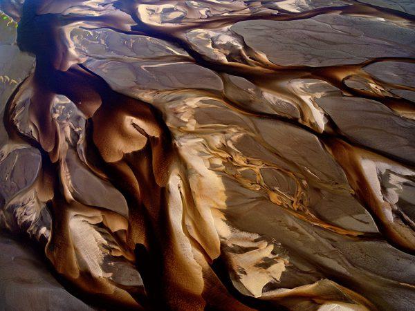 La colère du Phénix, photo aérienne du Delta de la Leyre