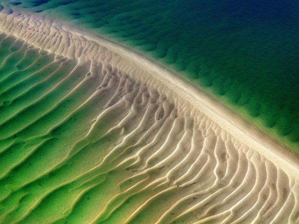 banc de sable de Pereire