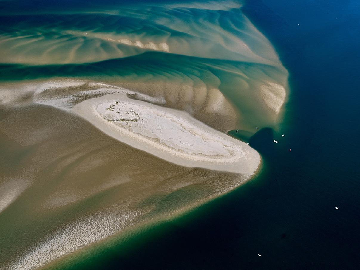 banc du Toulinguet arguin bassin d'arcachon