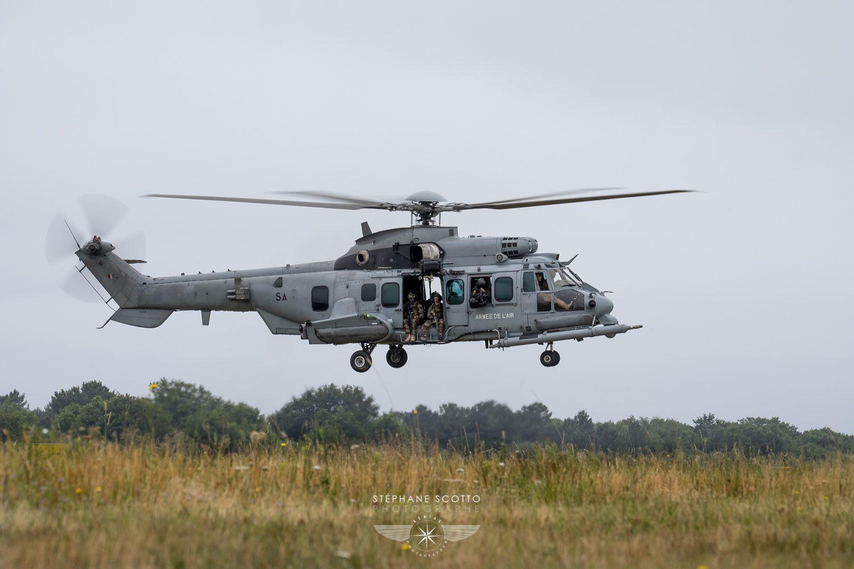 hélicoptère Caracal