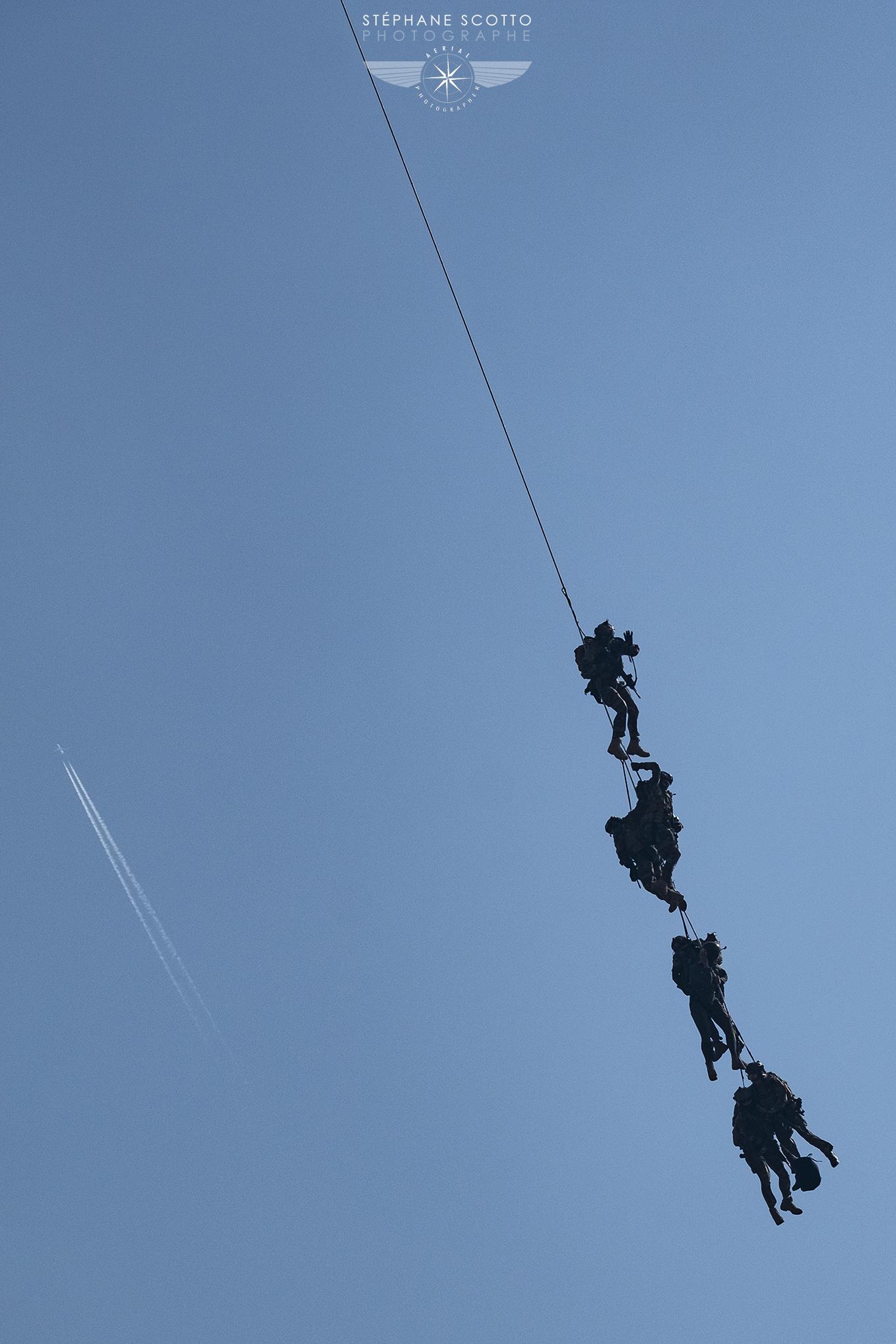 Commando de l'air CPA10