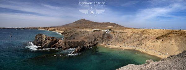 photo de Lanzarote par le photographe Stéphane Scotto