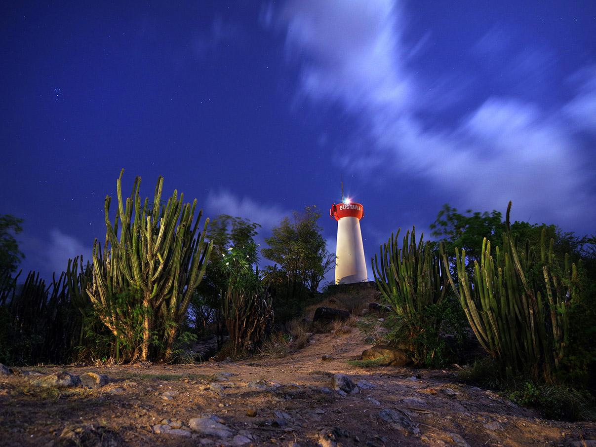 St Barth lighthouse